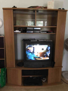 Free TV Entertainment Stand