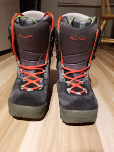 Snowboard Bower Ruler boots size 10 mens