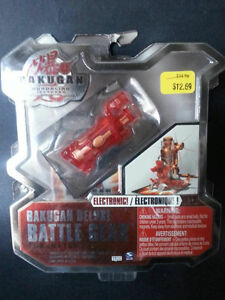 Bakugan Deluxe Battle Gear (new)