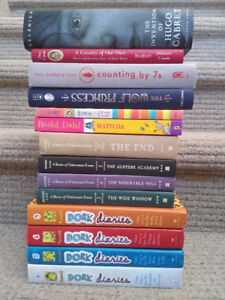 Dork Diaries + others