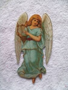 ANTIQUE REPRODUCTION VICTORIAN ANGEL ORNAMENTS VARIOUS STYLES