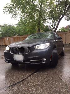2011 BMW 535 Gran Turismo Hatchback