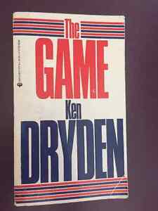 The Game.....Ken Dryden ..price reduced