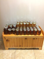 Homemade Local Pure Maple Syrup