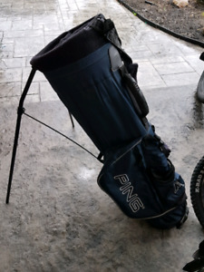 Ping carrt golf bag!