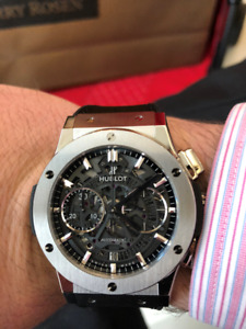 Brand New Hublot Watch for Sale. 100% Authentic
