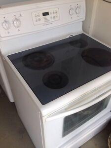 Many appliances ( Fridge, Stove and washer)