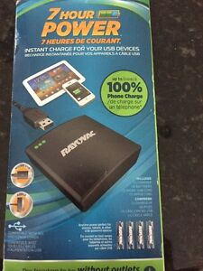 Portable charger for smart phones and tablets