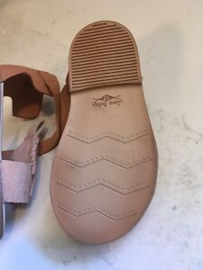 Leather and suede Zara baby sandals. Size 22 (about 5, 5.5) Kitchener / Waterloo Kitchener Area image 3