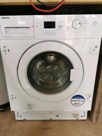 Beko built in washing machine spares or repair