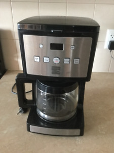 Coffee Maker Kenmore Excellent Condition