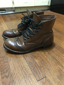 RedWing Heritage Brogue Ranger in Size 8