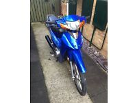 Loncin moped 110cc 4 speed spares/repair