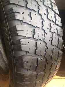 3 Singnet   winter tires 215/70/16