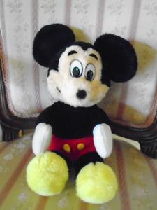 toutou Mickey Mouse Disney 12 pouces de haut
