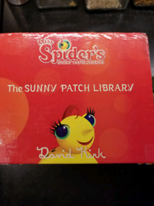 Miss Spider - The Sunny Patch Library
