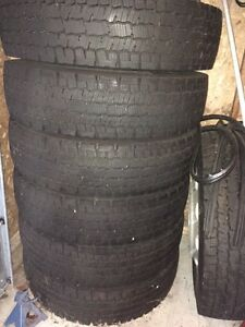 8 pneu michelin XDN2