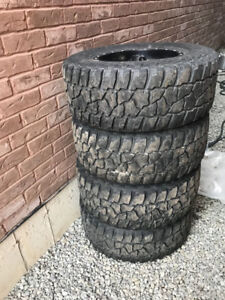 mickey thompson baja ATZ tyres