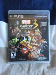 Marvel Vs. Capcom 3 $15 OBO