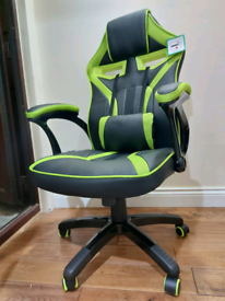 Brandnew Computer/Office Chair - Lime Green