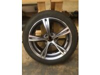 """18"""" Alloys for 5 Series BMW 245/18R/45"""