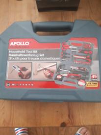 Tool kit 49 pieces