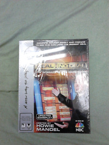 Deal or no deal DVD TV GAMES!