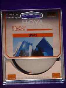 Hoya 72mm ultraviolet UV(C) slim frame HMC multicoated filter