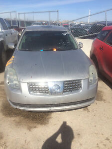 Nissan Maxima 2006 - Parting out