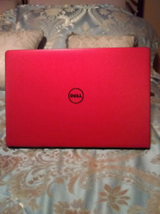 "17"" DELL Inspiron 5555 in perfect condition(quad-core processor)"