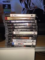PS3 very good condition. 100$ for all. If not email me the game