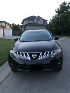 Nissan Murano  SL - Black - 2009