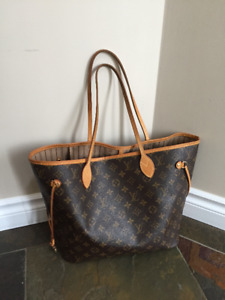 Louis Vuitton (authentic) Neverfull MM