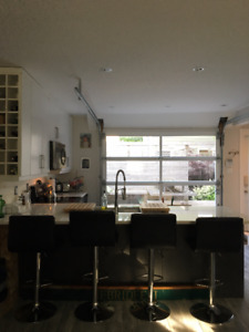 Modern Furnished 2 Bedroom House Available January 2018