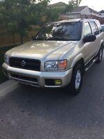 2002 Nissan Pathfinder SE 4x4