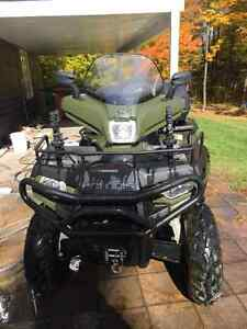 Polaris sporstman 800, VERY low milleage Gatineau Ottawa / Gatineau Area image 2