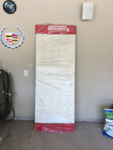 """30""""X80"""" Reversible 6 panel door and frame package"""