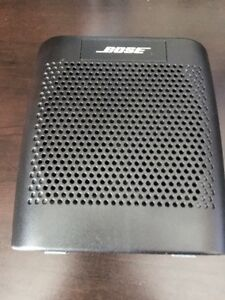 Bose Soundlink Bluetooth Speaker (Black)