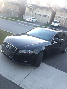 2009 Audi A4 Tech Package Sedan WITH PAPERWORK