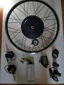 ebike electric bike kit 1000W complete set with display