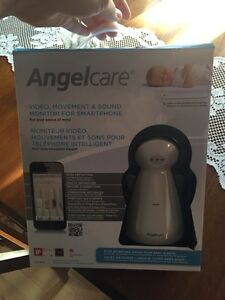 Angel care wifi monitor for tablet or smartphone