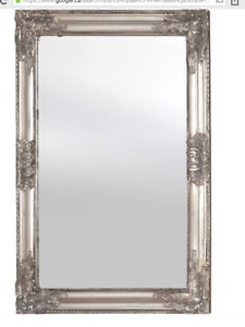 Brand new, beautiful ANTIQUE Mirror 74 x 164 x 4.8 (Silver)