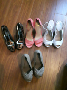 Women's High heels( SOLD INDIVIDUALLY OR TOGETHER)
