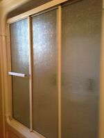 Glass Sliding Shower Door For Sale