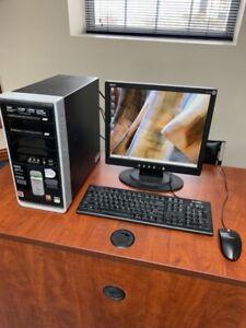 AMD Sempron 3200+ Windows 7 computer