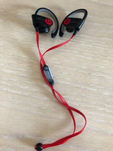 Beats by Dre PowerBeats 2.0 Wireless Sport In-Ear Headphones