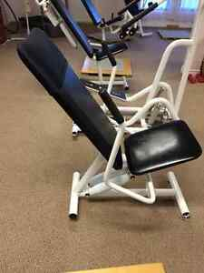Former Curves Exercise Equipment For Sale  REDUCED FOR QUICK SAL