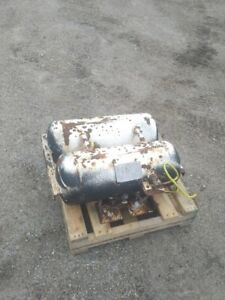 2013 Propane tank for under a truck