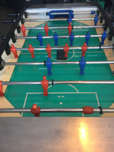 USED FABI COIN OPERATED FOOSBALL SOCCER GAME FOR SALE