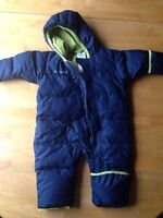 18 Month Columbia Snowsuit